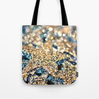 Starry Wishes And Bokeh … Tote Bag