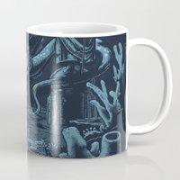 Defender of the Deep  Mug