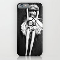 iPhone & iPod Case featuring Bondage Barbie by MistyAnn