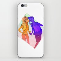 Star Crossed iPhone & iPod Skin