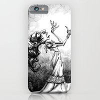 iPhone & iPod Case featuring Wide-eyed Shinma by Minerva Mopsy