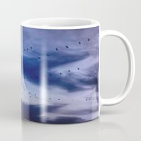On a left along the moon and further to the east. Mug