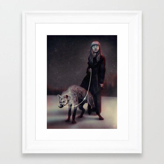 M31 Framed Art Print