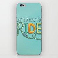 Beautiful Ride iPhone & iPod Skin