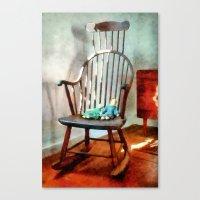 Special Friends - Waterc… Canvas Print