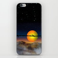 Step Out Of Your Comfort… iPhone & iPod Skin