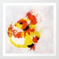 #126 Art Print