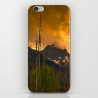 Kootenay Wildfires iPhone & iPod Skin