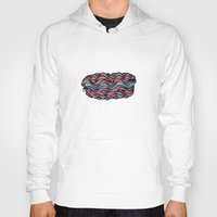 Waves And Tentacles Hoody