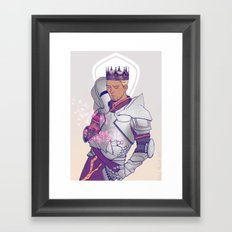 Alistair Framed Art Print