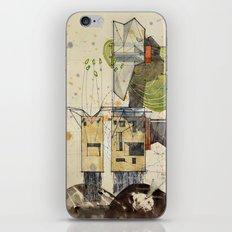 Domicile 03_New Year Moon iPhone & iPod Skin