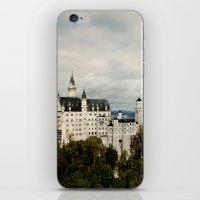 Neuschwanstein iPhone & iPod Skin