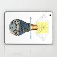 Ideas Come, Ideas Go Laptop & iPad Skin