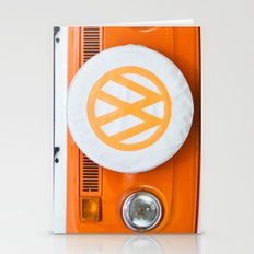 Volkswagen Orange Stationery Cards