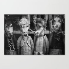 DRAGONS Canvas Print