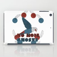 No More Ghosts - Mauritius Blue Pigeon iPad Case