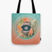 Stardust Riders Tote Bag