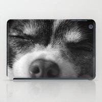Rufio Sleeping iPad Case