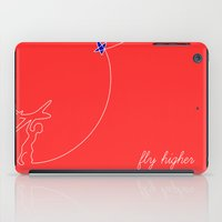 Fly higher iPad Case