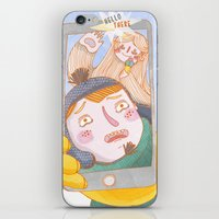 Ieti Selfie iPhone & iPod Skin