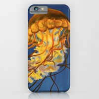 Pacific Sea Nettle #2 iPhone 6 Slim Case