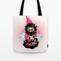 Whistling Gnome Tote Bag