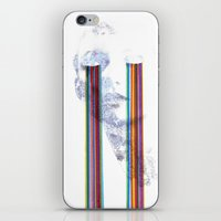 Lacryma Color iPhone & iPod Skin