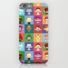 majora's mask pattern iPhone 6 Slim Case