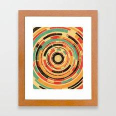 Space Odyssey Framed Art Print