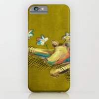 iPhone & iPod Case featuring Bear by Moonlighting