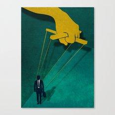 Fight Club Canvas Print