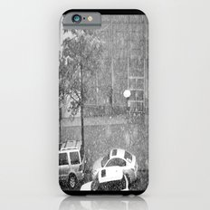 Rainy NYC Sidewalk iPhone 6s Slim Case