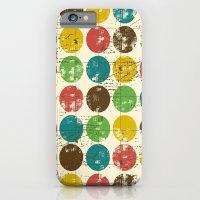 Circles 2  iPhone 6 Slim Case