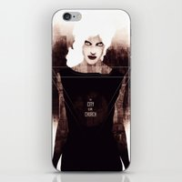 The City is my Church iPhone & iPod Skin