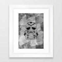 Storm Trooper #1 Framed Art Print