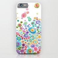 Inner Circle - white iPhone 6 Slim Case
