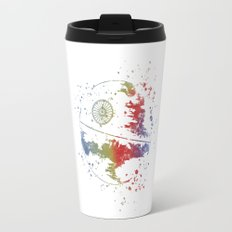 Death Star Star . Wars Travel Mug