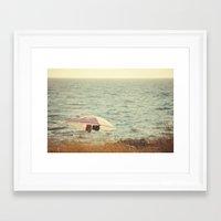 Domingueros Framed Art Print