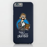 How I Met Your Plumber iPhone 6 Slim Case