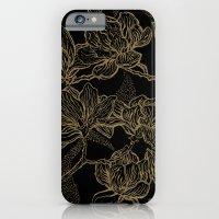 Flowers 3 iPhone 6 Slim Case