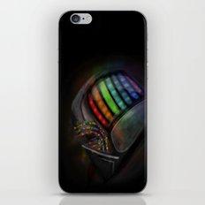 Daft Ren iPhone & iPod Skin