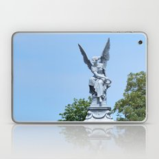 Angel and blue skies Laptop & iPad Skin