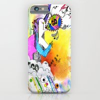 iPhone & iPod Case featuring Let Go by Ryan Blanchar
