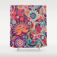 Shabby flowers #27 Shower Curtain