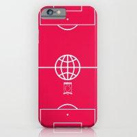 Universal Platform (Outlined) iPhone 6 Slim Case