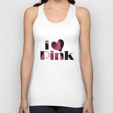 Dusky Pink Unisex Tank Top