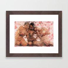 Grace Darlings Framed Art Print