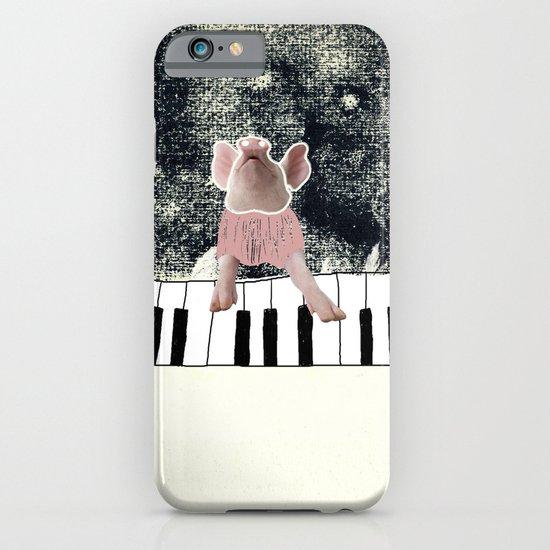 The three little pigs (ANALOG zine) iPhone & iPod Case
