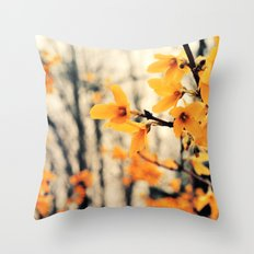 It's Not What it Seems Throw Pillow