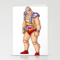 Krang Stationery Cards